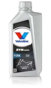 VALVOLINE SynPower Fork Oil SAE 5W do amortyzatorów
